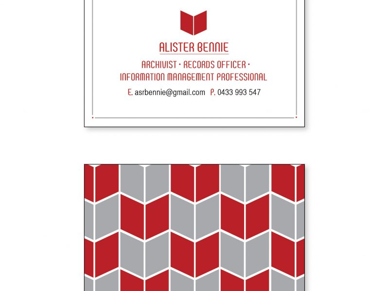 AlisterBennie_business card